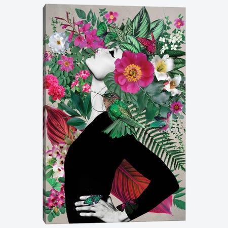Sienna Canvas Print #APH89} by Ana Paula Hoppe Canvas Artwork