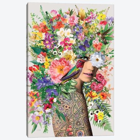 Antonella Canvas Print #APH97} by Ana Paula Hoppe Canvas Artwork