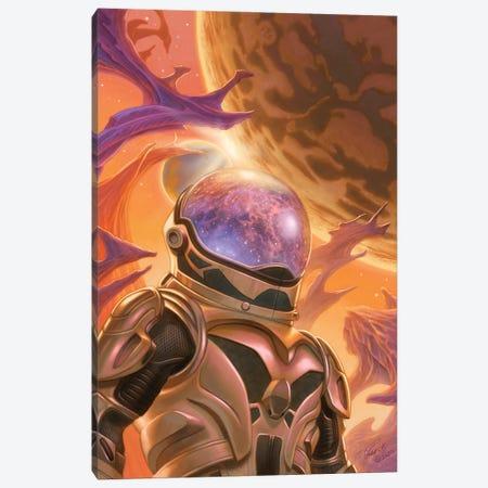 Agent of the Imperium Canvas Print #APK1} by Alan Pollack Canvas Print