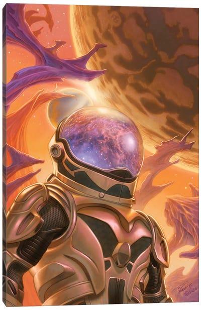 Agent of the Imperium Canvas Art Print