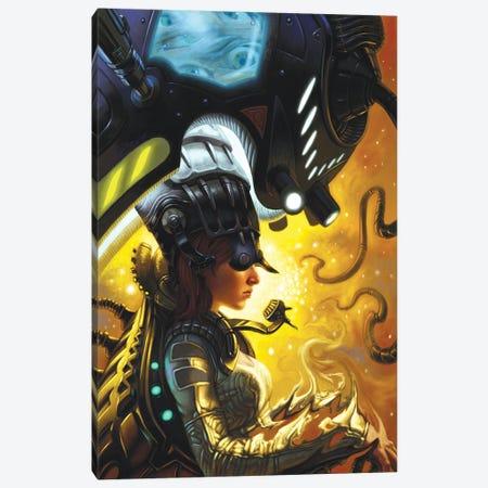 Entoverse Canvas Print #APK5} by Alan Pollack Canvas Artwork