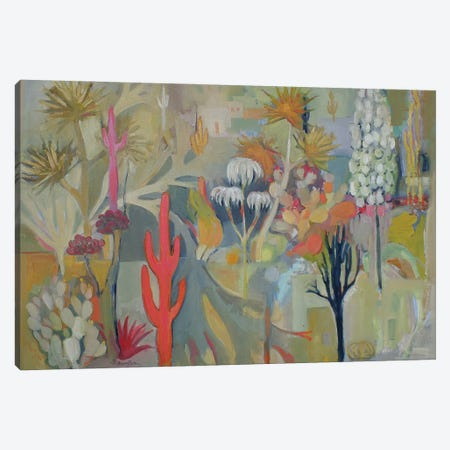 Living Desert Canvas Print #APM10} by Arun Prem Canvas Art