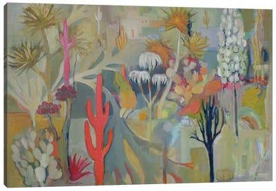Living Desert Canvas Art Print