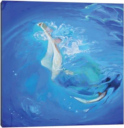 Mid Summer Canvas Art Print