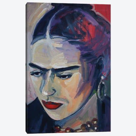 Return Of Frida Canvas Print #APM15} by Arun Prem Canvas Art Print