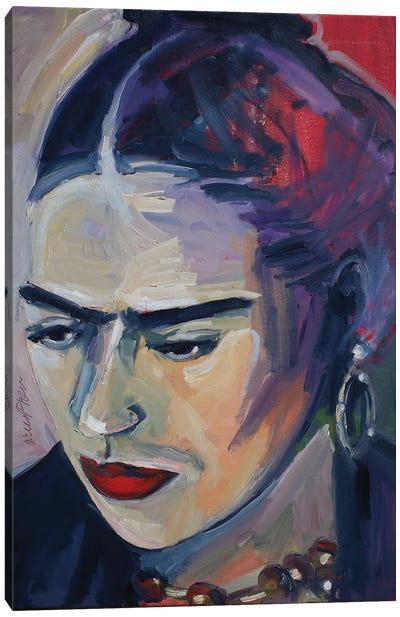 Return Of Frida Canvas Art Print