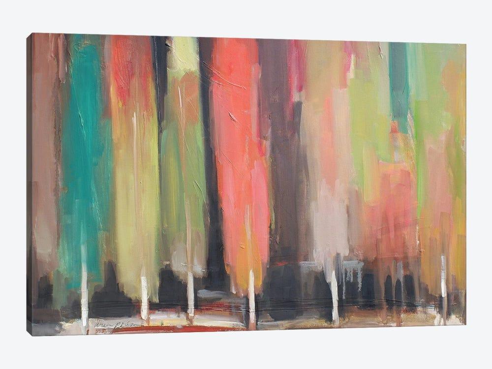 Autumn Forest by Arun Prem 1-piece Canvas Art