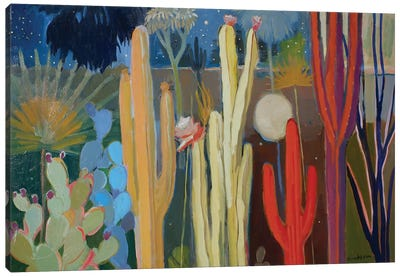 Desert Magik Canvas Art Print