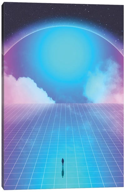 Worship 2030 Canvas Art Print