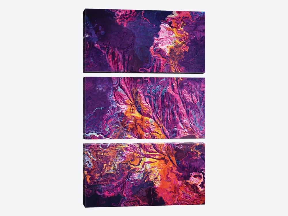 Predormitum by Adam Priester 3-piece Canvas Art