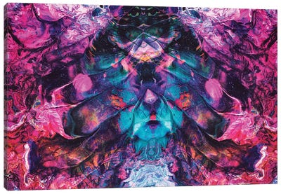 Supine Canvas Art Print
