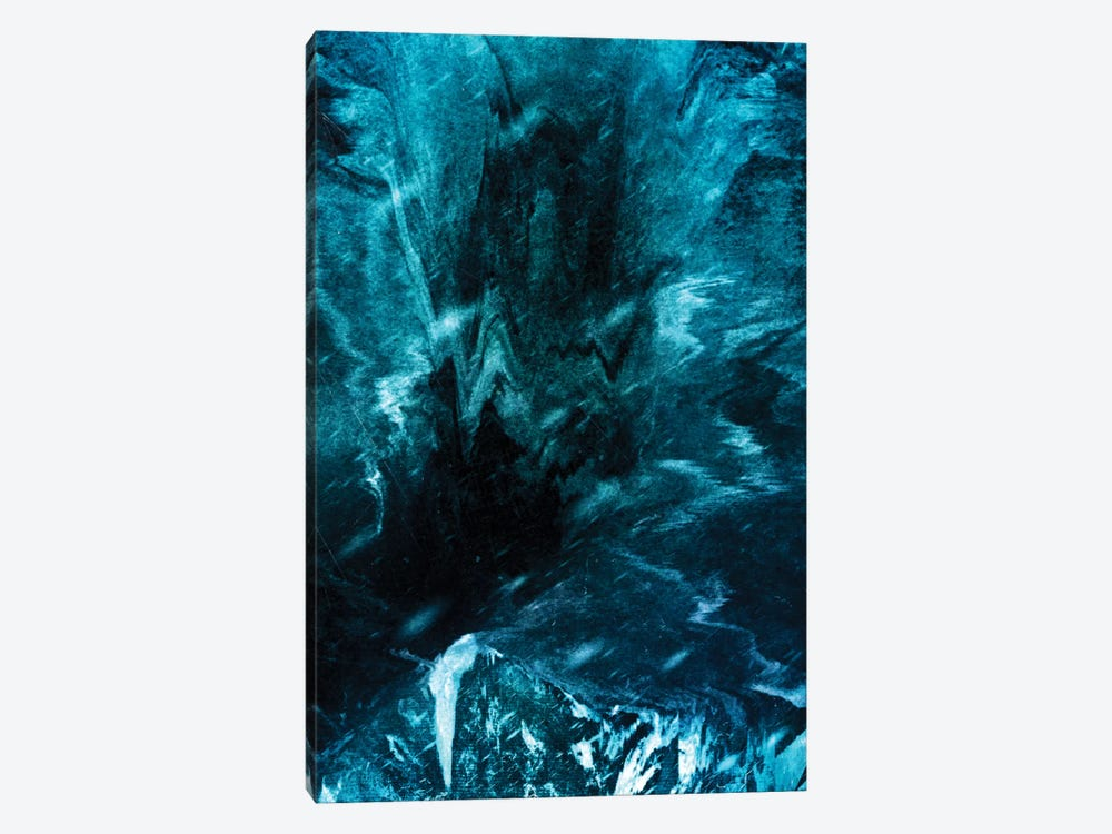 Chimera Blue by Adam Priester 1-piece Canvas Artwork