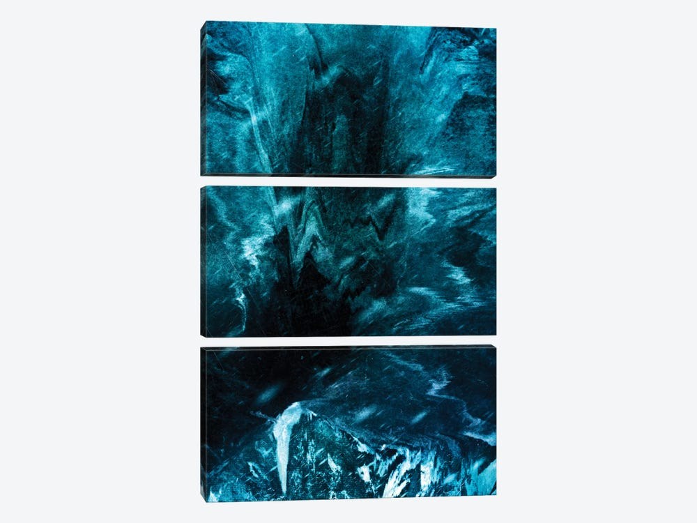 Chimera Blue by Adam Priester 3-piece Canvas Art