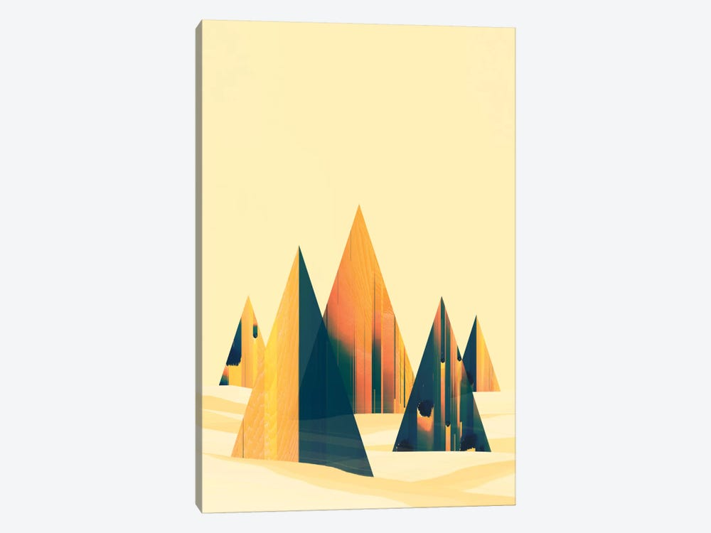 Dunes by Adam Priester 1-piece Canvas Artwork