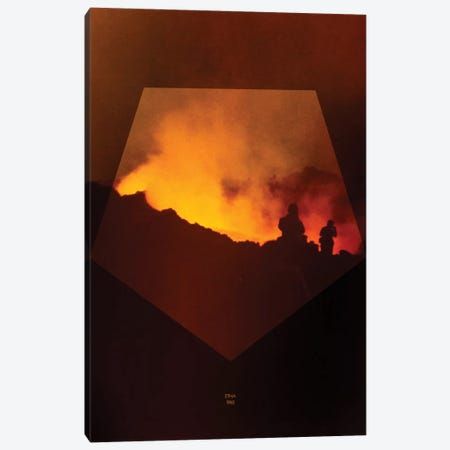 2 Etna Canvas Print #APR2} by Adam Priester Canvas Print