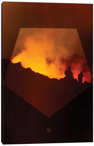 2 Etna Canvas Art Print