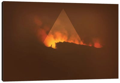 Etna 1983 Canvas Art Print