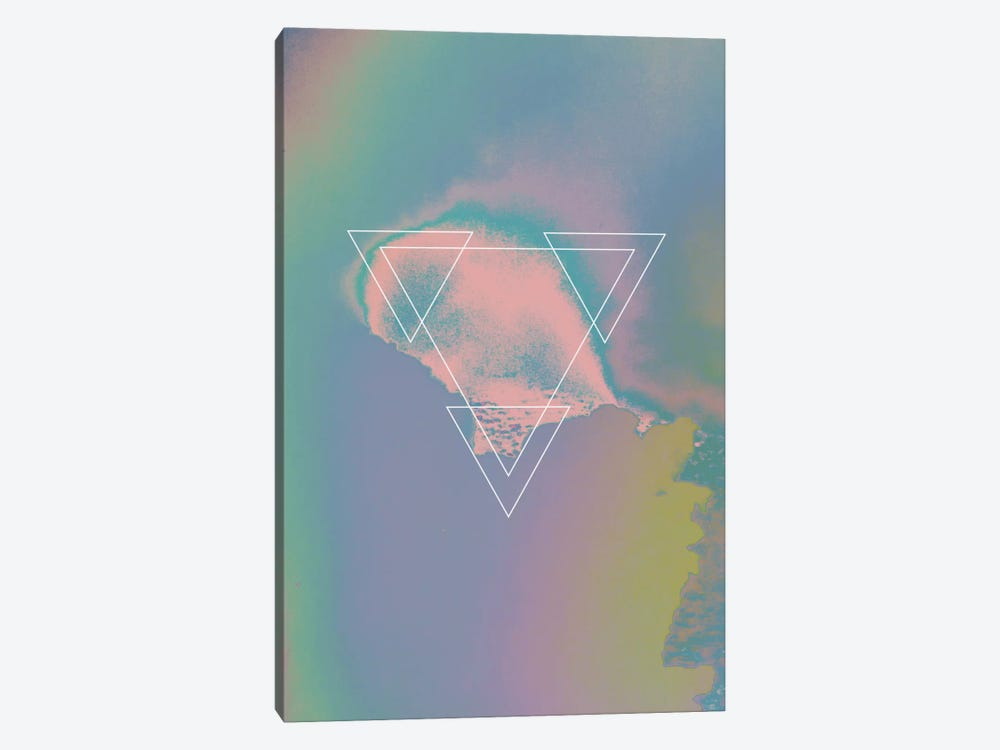Etna Holographic I by Adam Priester 1-piece Canvas Artwork