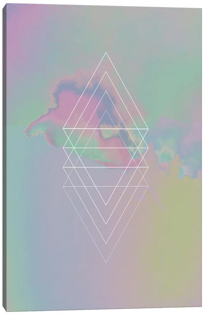 Etna Holographic II Canvas Art Print