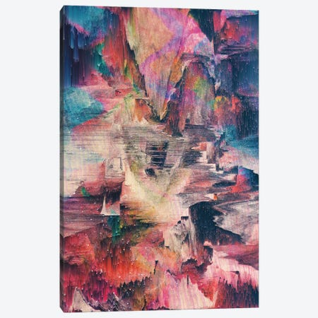 Exiled Canvas Print #APR34} by Adam Priester Canvas Artwork
