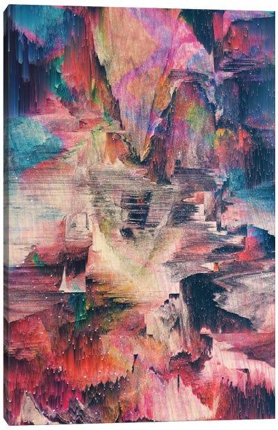 Exiled Canvas Art Print