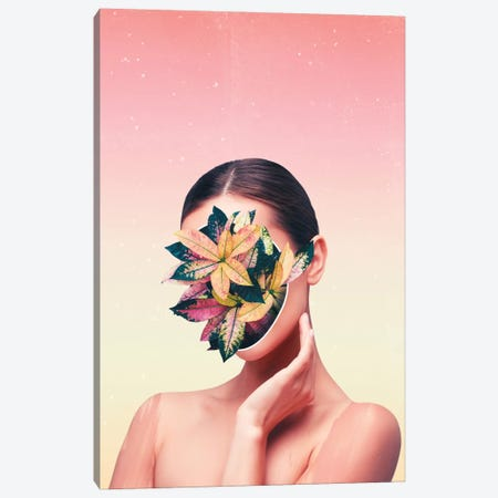 Face Plant Canvas Print #APR35} by Adam Priester Canvas Wall Art