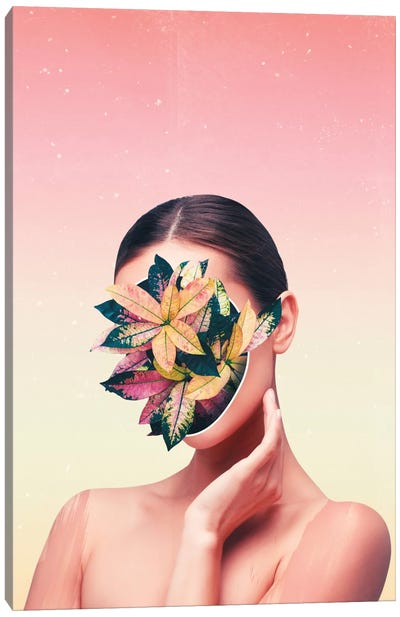 Face Plant Canvas Art Print