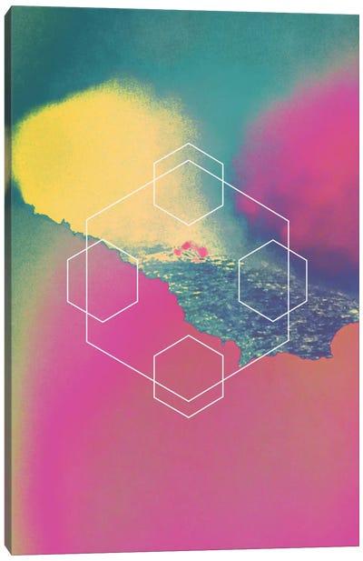Flows Canvas Print #APR42