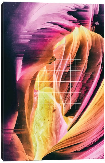 Forgotten Canvas Art Print