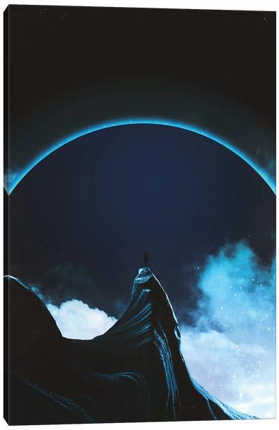 Full Dark Canvas Art Print