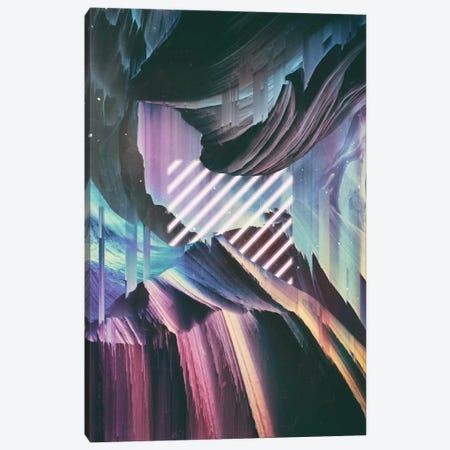 Never Seen II 3-Piece Canvas #APR64} by Adam Priester Canvas Art Print