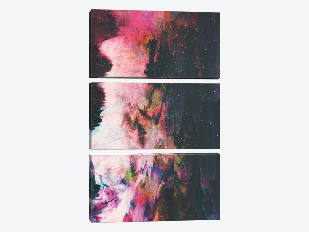 Untitled by Adam Priester 3-piece Canvas Art Print