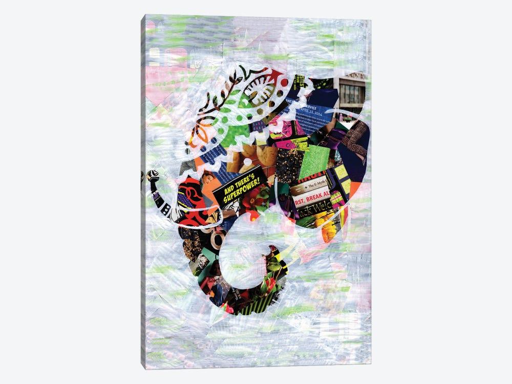 Elephant by Artpoptart 1-piece Art Print