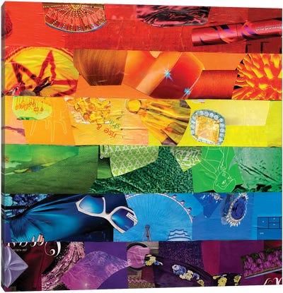 Gay Canvas Art Print