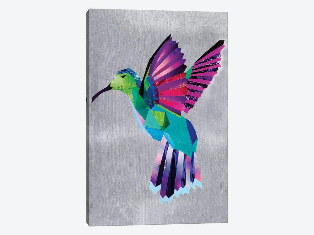 hummingbird by Artpoptart 1-piece Canvas Wall Art