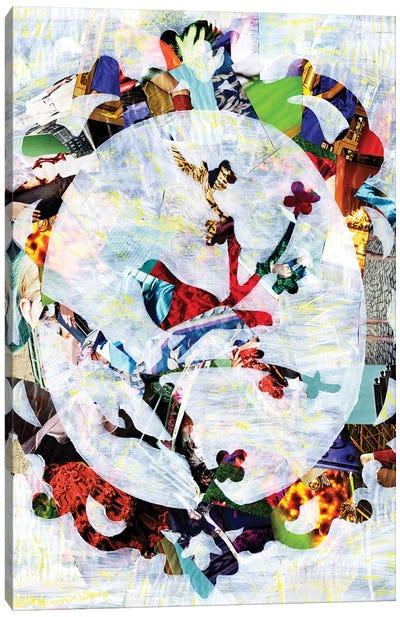 Regal Bird Canvas Art Print