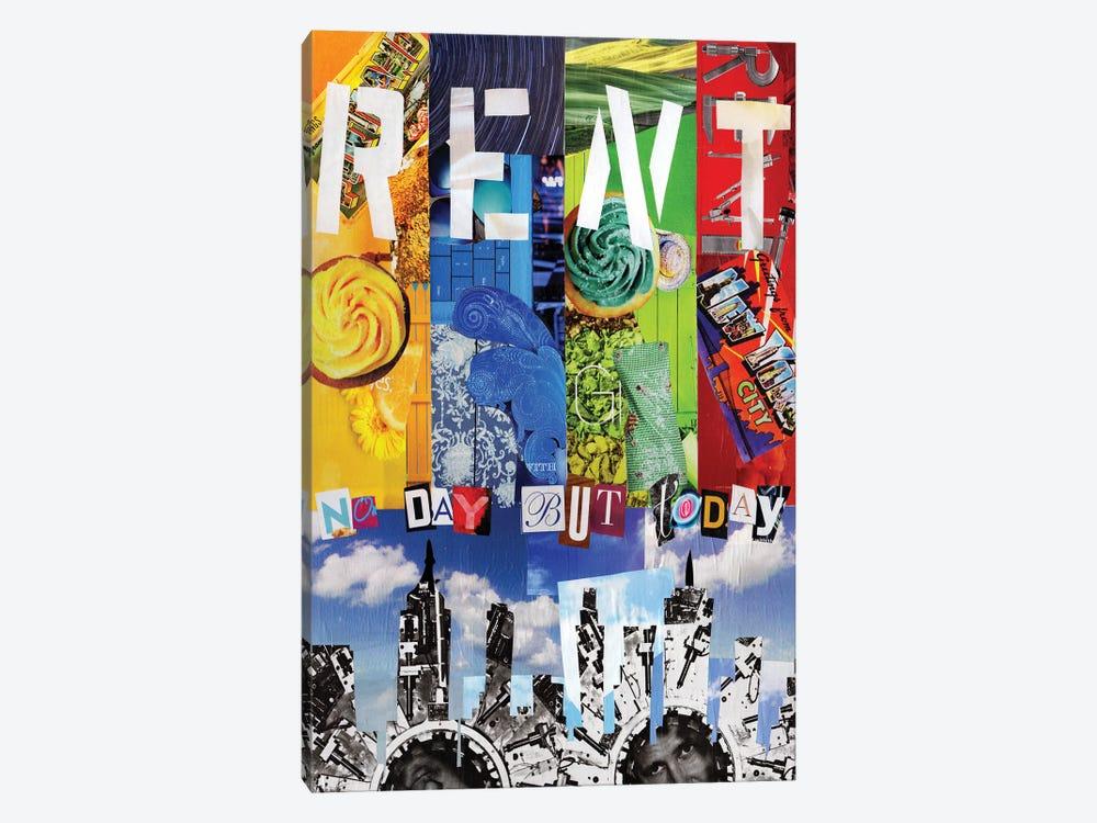 Rent by Artpoptart 1-piece Art Print