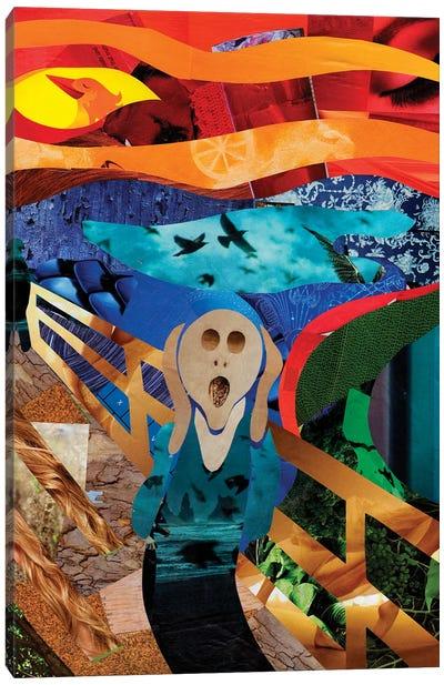 Scream Canvas Art Print