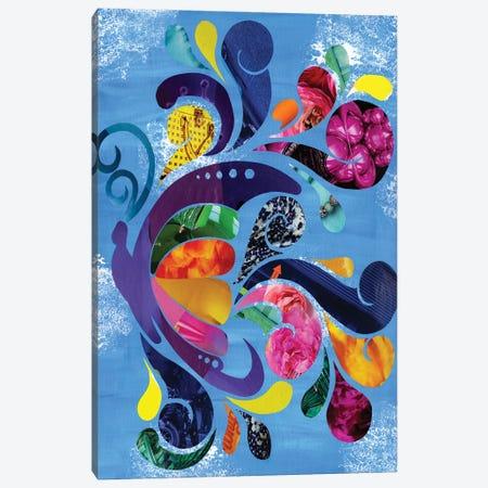 Butterfly Canvas Print #APT4} by Artpoptart Canvas Wall Art