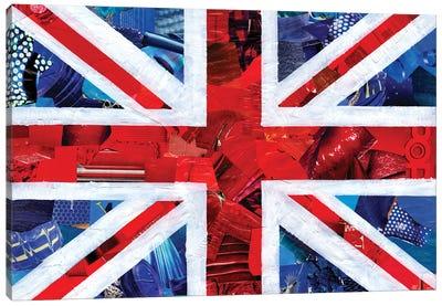 Union Jack Canvas Art Print