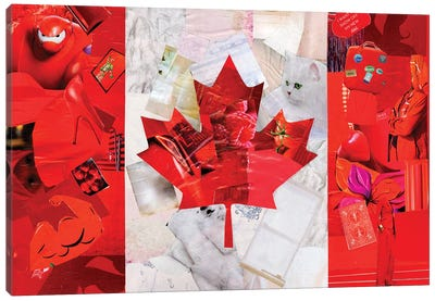Canada Canvas Art Print