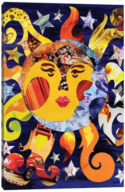Celestial Canvas Art Print
