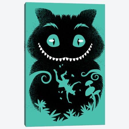 Ghost Cat Canvas Print #APZ165} by Alberto Perez Canvas Art Print