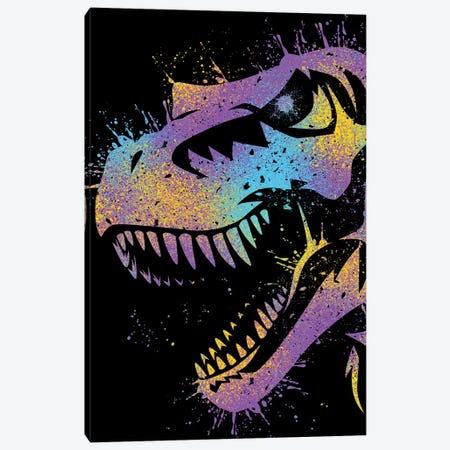 Rex Colorful Canvas Print #APZ171} by Alberto Perez Canvas Art Print