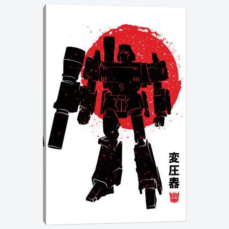 Bad Robot Canvas Print #APZ208} by Alberto Perez Canvas Print