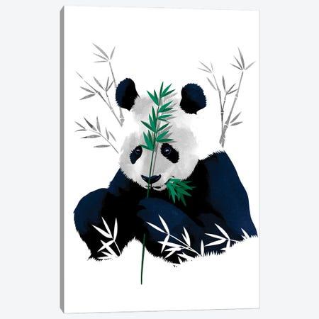 Bambo Panda Canvas Print #APZ245} by Alberto Perez Canvas Wall Art