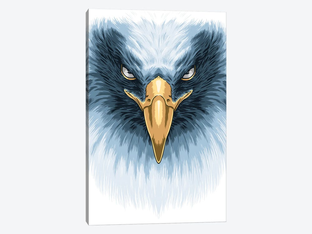 White Eagle by Alberto Perez 1-piece Canvas Wall Art