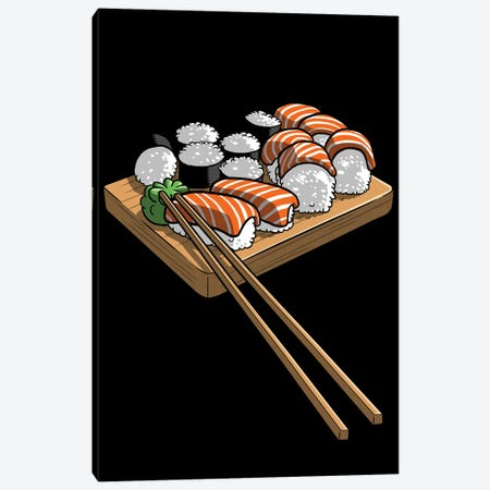 Sushi Nice Canvas Print #APZ362} by Alberto Perez Canvas Artwork