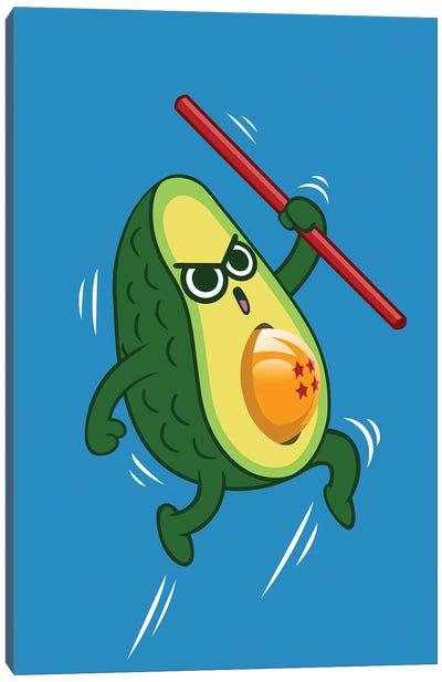 Avocados Ball Canvas Art Print