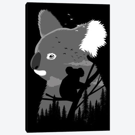 Koala Australia Canvas Print #APZ371} by Alberto Perez Canvas Art Print